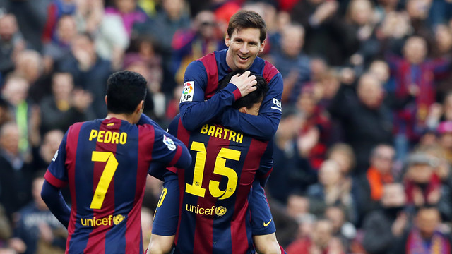 Match Report #3 Barcelona 5-0 Levante