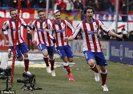 Match Report #1 Atletico Madrid 4-0 Real Madrid