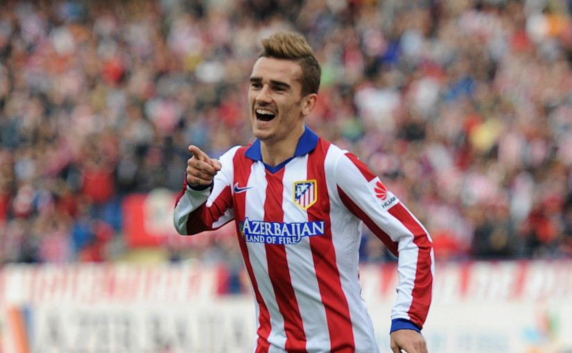 The new world beaters #1 Griezmann