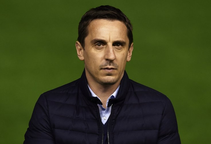 Gary Neville announced as interim boss of Leicester as Ranieri walks out!