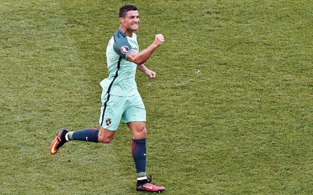 Ronaldo finally comes good for Portugal