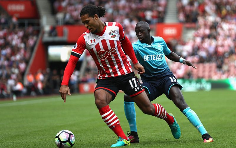 Southampton worries pile up amid Van Dijk rumours