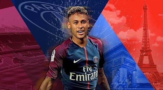 PSG smash world transfer record with £200m Neymar deal